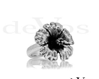 Hibiscus Ring
