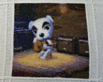 Cross Stitch Pattern - Totakeke - Animal Crossing