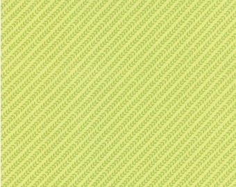 Garland Light Green - Spruce - NORTH Woods collection by Kate Spain for Moda Fabrics - 27248 15