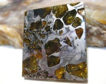 A+ Quality Exceptional Russian Pallasite Meteorite (Seymchan) Specimen