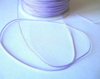5 m wire purple nylon 1 mm