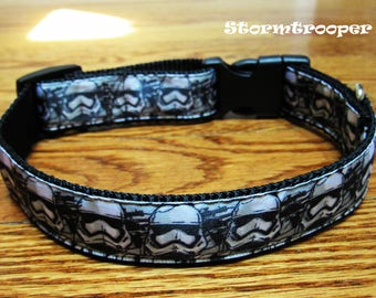 Stormtrooper Star Wars Dog Collar