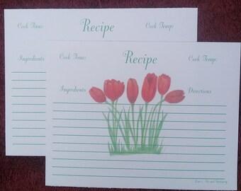 Recipe cards baking recipe cards elephant baby food recipe baking recipe cards tulip recipe cards red tulip baking cards flower recipe cards forumfinder Gallery