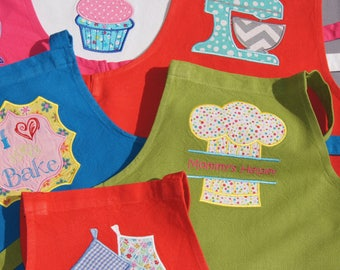 Personalized Children's Apron