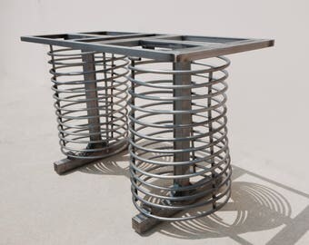 Projects Idea Of Steampunk Dining Table. Industrial Style Furniture  Steampunk Console Modern Accent Table furniture Etsy