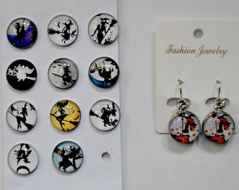 threader earrings choose witch has the pair