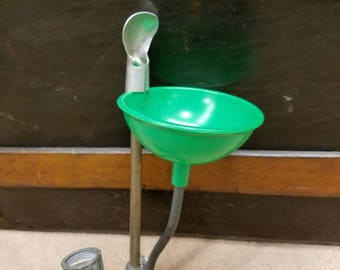 Vintage Cam Co. Outdoor  Water Drinking Fountain