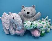 Custom Memory Stuffed Animal