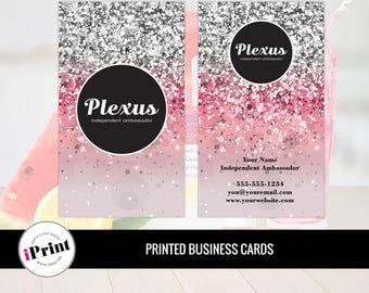 Plexus Business Card • Plexus Slim Business Cards • Plexus Marketing Business Card • PLX-BC-004