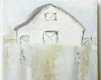 Rustic Living Giclee canvas by Shannon Leigh Art
