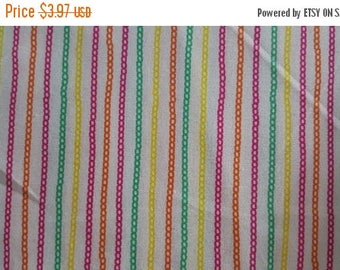 4th of July Sale Waverly PR Chains Magenta Cotton Fabric by the Yard