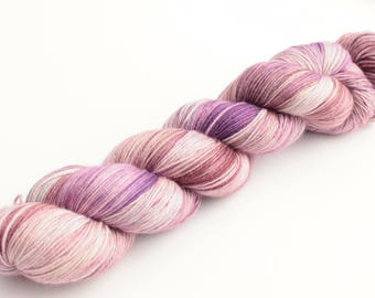 Effie - Hunger Games Inspired  Hand Dyed Yarn uk ~ Companion 4ply ~ 100% merino ~  400m variegated shawl yarn