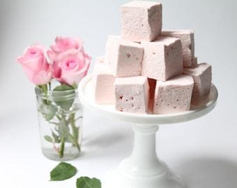 Rose and Honey Marshmallows 16 PCS