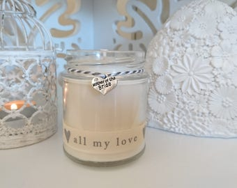 Mother of the bride (all my love) Scented Candle