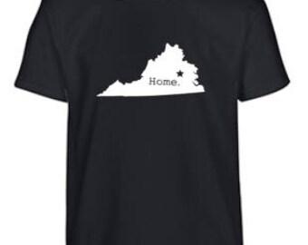 VIRGINIA HOME Tshirt