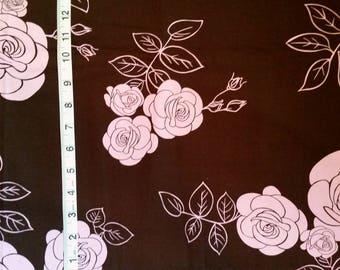 Rose Cotton Fabric