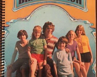 "Brady Bunch LP notebook (8.5"" x 11"")"
