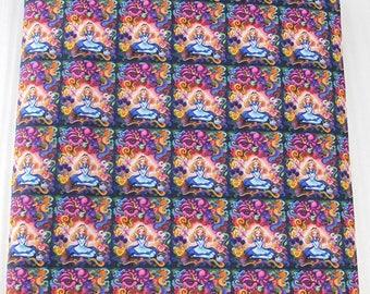 "Tissu Coton imprimé thème ""Alice 2 """