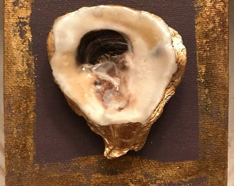 Oyster Shell Canvas