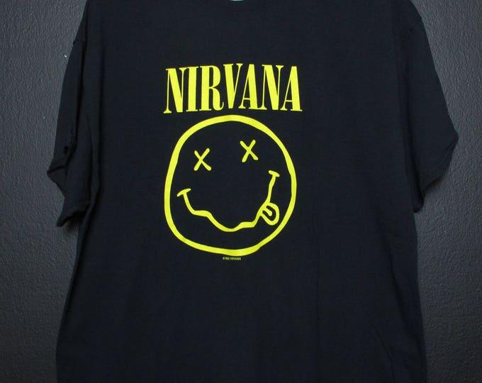 Kurt Cobain Nirvana Tshirt