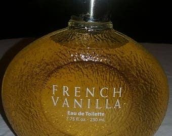 French Vanilla Eau De Toilette 7.75 fl. oz Perfume by Dana