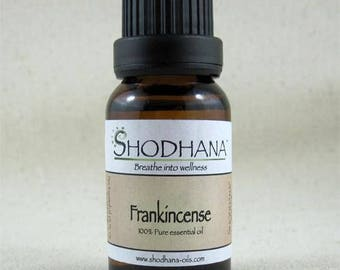 Frankincense Essential Oil, Spiritual Well Being, Pure Healing Oils, Therapeutic Grade Aromatherapy Oils, Shodhana Oils, Frankincense Oil