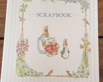 Beatrix Potter New Scrapbook