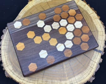 Small Honeycomb Cutting Board, Style #1