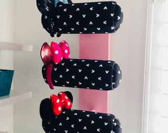 Wall Display for Minnie Ears-Triple Row