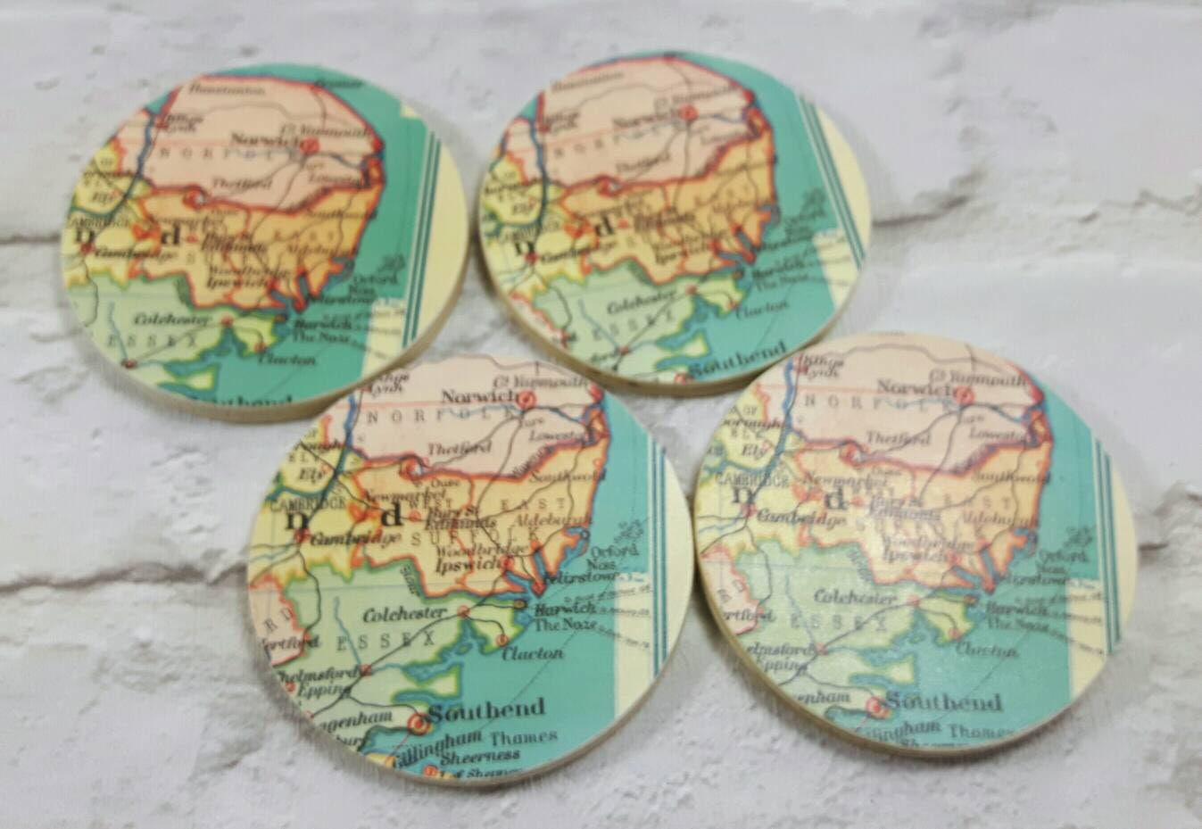 Custom paper coasters uk