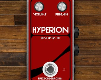 devi ever : fx - Hyperion