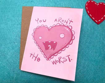 Unvalentines Day Cards