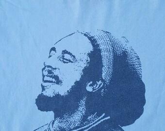 Vtg  Bob Marley My Home Is In My Head tee sz XL Zion Sportswear Jamaica one love Rasta