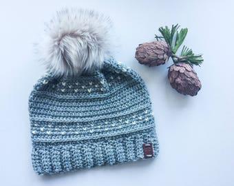 Women's Crochet Winter Hat