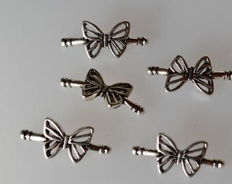 10 Butterfly connectors