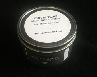 Downtown Bourbon - Soy Candle Fragrance (8 oz)