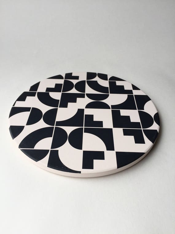 SHAPES absorbent stone trivet
