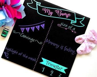 Baby Bump Board -