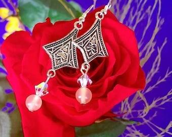Fantastic fairy Earrings: Jade
