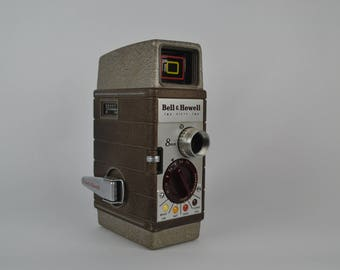 Bell and Howell 252 8mm Film Camera