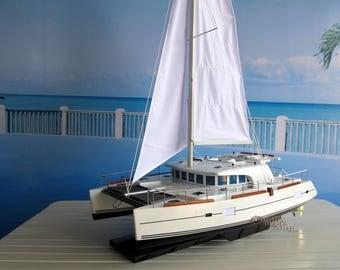 Lagoon Catamaran 440 Display Model Yacht