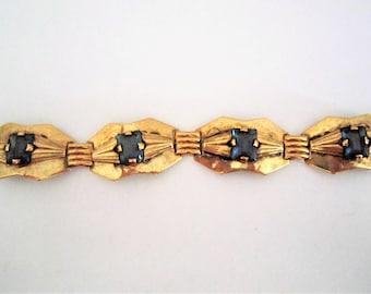 Vintage Art Decó bracelet, France 1930