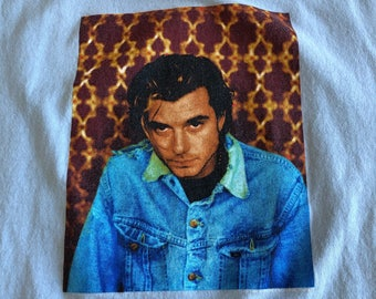 Vintage 1995 Bush Gavin Rossdale 90s Rock Band Large shirt