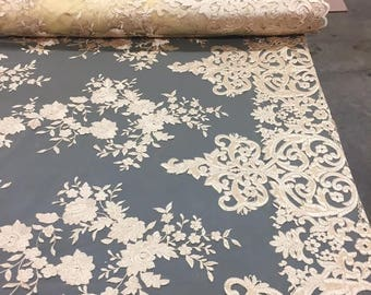 gold lace, Gold embroidered lace table overlay, lace tablecloth, gold tablecloth, table overlay, weddings, wedding decor, glam wedding