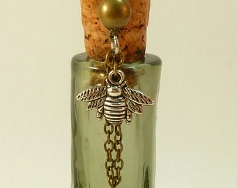 Earring bee - sold individually.