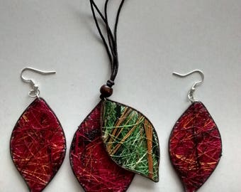 Colombian jewelry hand-woven. Selling to the wholesale