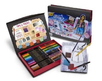 Crayola Fashion Superstar: Virtual Designer Kit for Kids