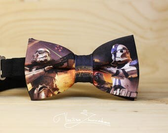 Star Wars Bow tie - Bowtie star wars