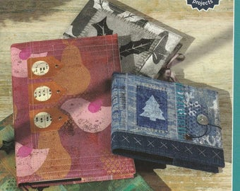 SALE** Notebook Covers and More - Patterns - by Lindsey McClelland
