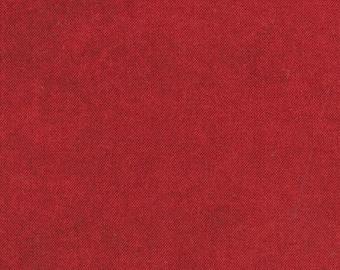 Shadow Play - Per Yd - Maywood Studio - Rich beautiful colors!  Deep Red - MAS513-R53